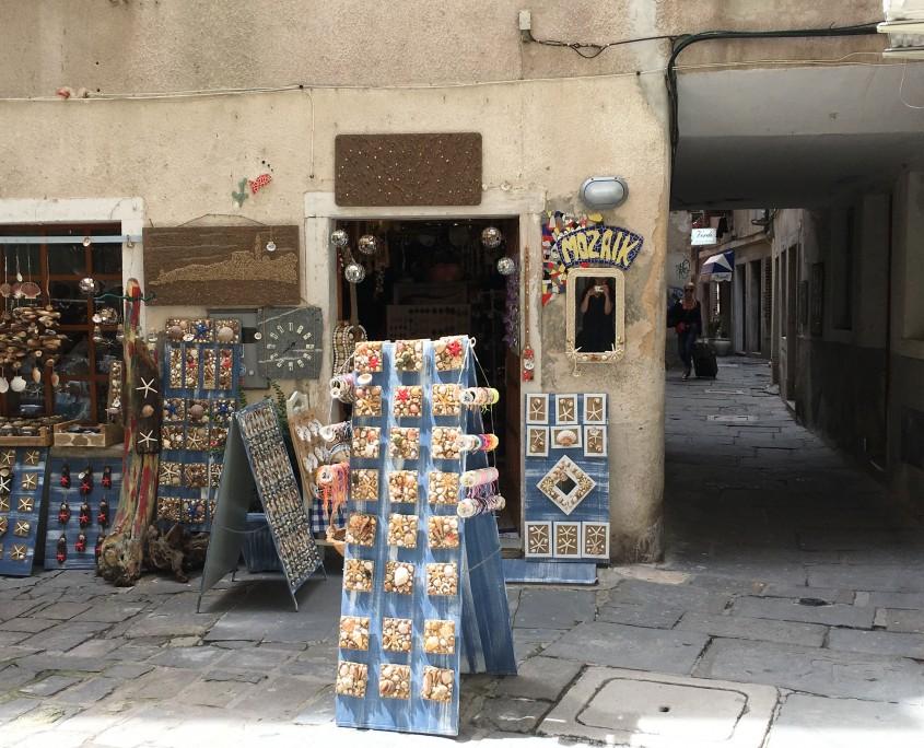 Streets of Piran
