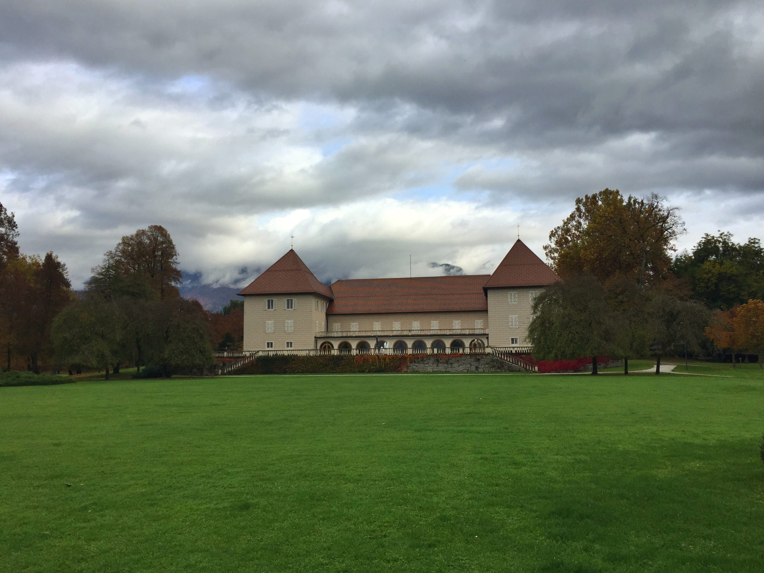 Brdo Castle